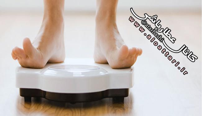 صدمات کاهش سریع وزن