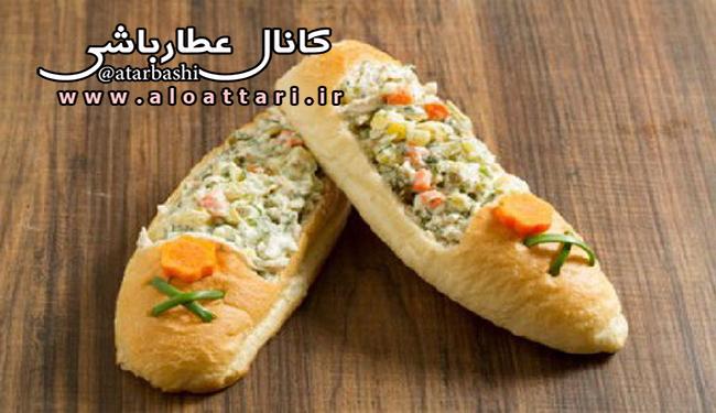 سالاد الویه رزیمی