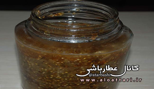 ترشی بادمجان کبابی