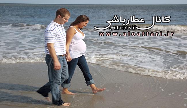 فواید پیادهروی طی دوران بارداری
