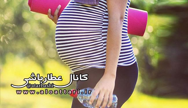 حرکتهای پیشنهادی پیلاتس برای رهایی از درد زایمان - مجله سلامتی عطارباشی
