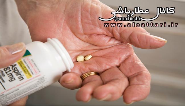مصرف آسپرین