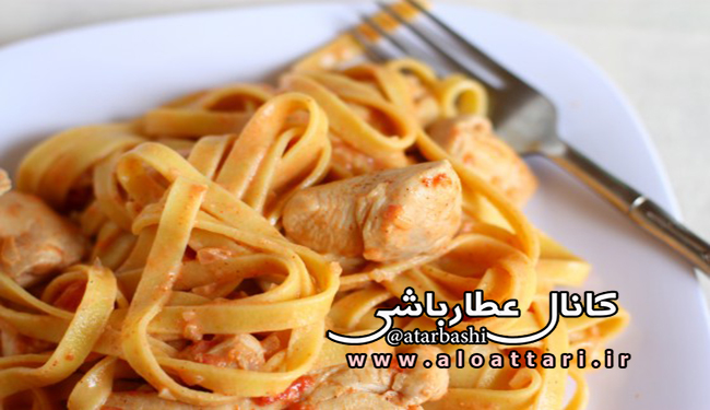 طرز تهیه مرغ ماکارونی کاخون یک غذای فرانسوی خوشمزه - مجله سلامتی عطارباشی