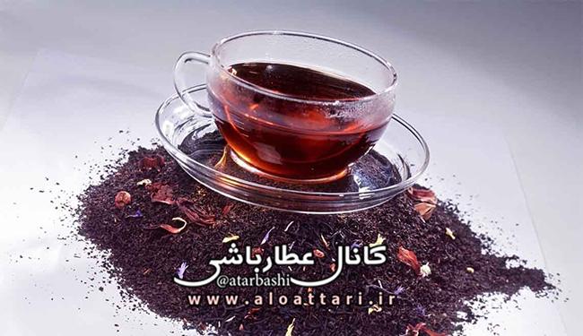 چای گل گاو زبان و سنبل الطیب - مجله سلامتی عطارباشی