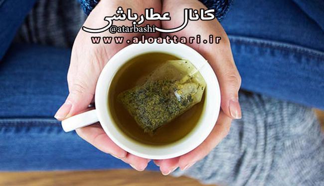 میزان کافئین چای سبز