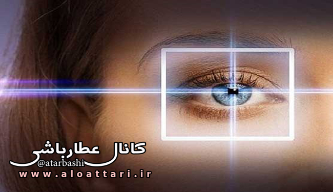 معاینه چشمها