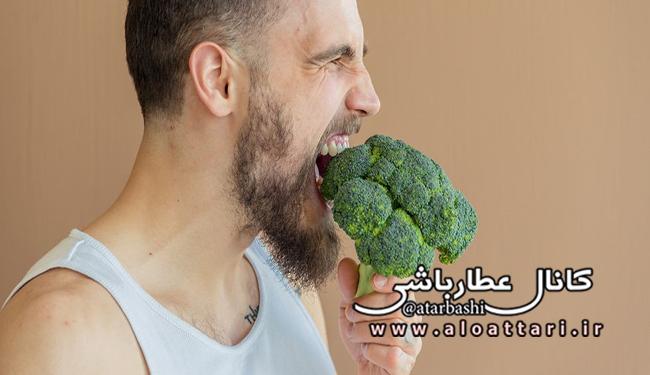 غذاهای فیبردار